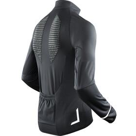 X-Bionic Rain Maillot de cyclisme à manches longues Homme, black